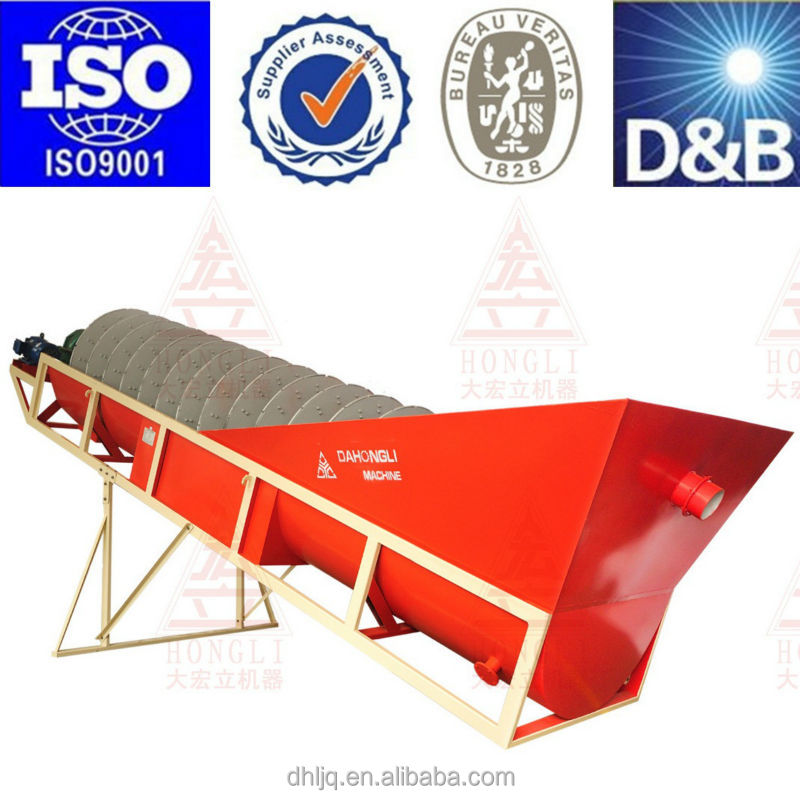 environment friendly bucket type sand washing machine with cheap price