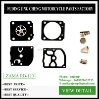 CARBURETOR REBUILD KIT REPLACES ZAMA RB-113 FOR SMALL ENGINE