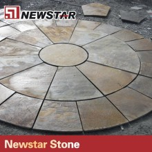 Newstar Hot Sale Natural Good Price Stone Slate Pavers