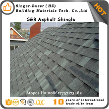 Factory Wholesale Price Blue Roofing Shingles Flat Roof 30 Year Asphalt Roof Shingle Colors