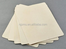 Blank Tattoo Practice Skin Sheet for Needle Machine Supply Kit, Plain Fake Skin For Eyebrow Lip Tattoo Design