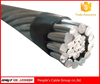 Aluminum bare AAC 266.8mcm cable AAC Laurel conductor with ASTM B231