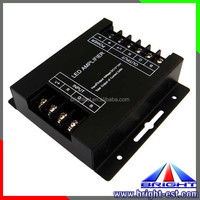 High quality RGB Power Amplifier ,outdoor waterproof RGB amplifier,LED DC12v Dimmers