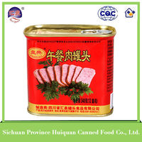 China Wholesale Custom halal canned meat