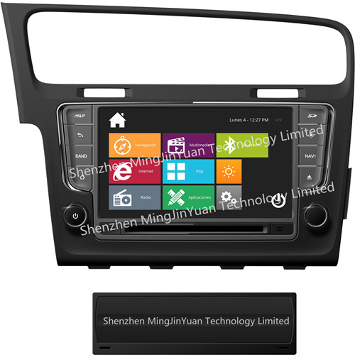Special CAR NAVIGATION for VW Golf 7