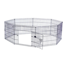 metal portable customized indoor rabbit hutch