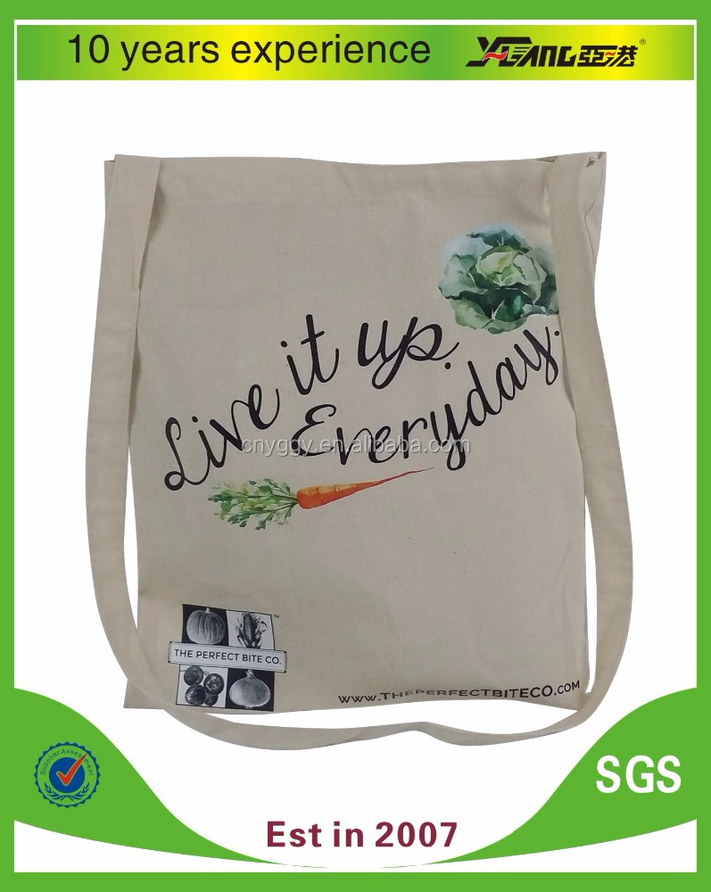 Customized fashional cotton Bag for shopping