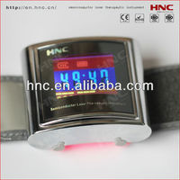 HY30-D wrist low level laser therapy device digital laser watches