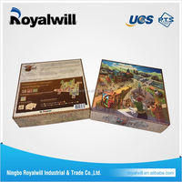 high qulity waterproof board games for promotion made in Jiangsu for entertainment