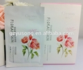 Chummy Floral Skin series Bulgaria rose super whitening essential oil facial mask