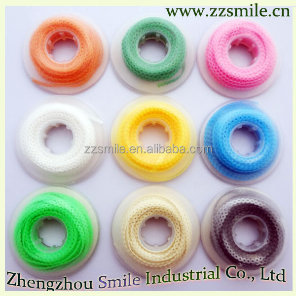 Long/Short/Closed Dental Elastics Orthodontic Power Chain