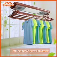 Electric ceiling mounted cloth hanger/cloth hanger rack