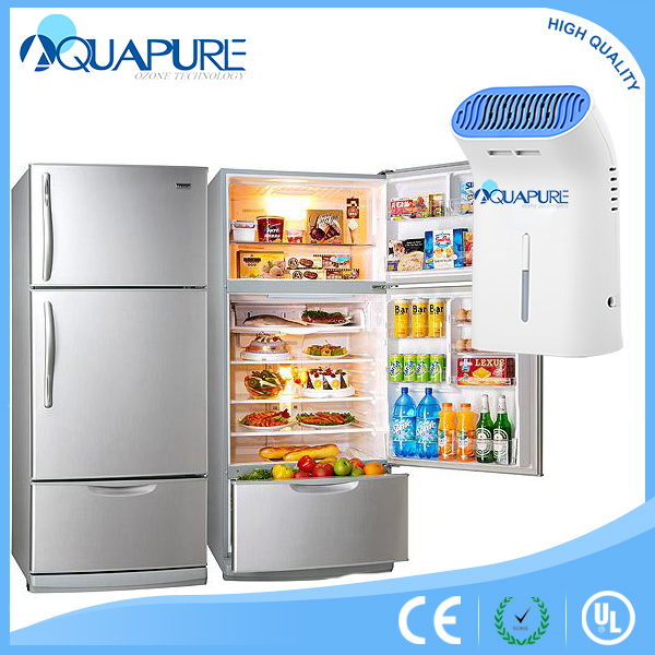 Air purifier battery operated remove odor for fridge