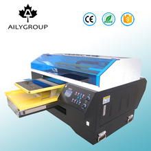 Factory Direct Sell Industrial DTG Digital Printer Digital T Shirt Printing Machine