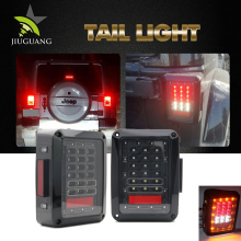 Acrylic Lens Rear Light Ip67 12V 24W Jeep Wrangler Led Tail Light