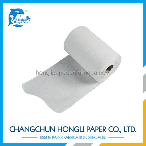 kitchen paper towel manufacturer 200mm length paper tower roll