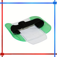 C26 Armband SIA ID badge holder with plastic pocket