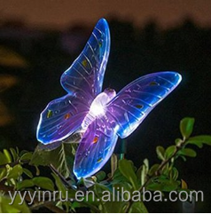 butterfly solar lights/cheap solar lights/china led lights