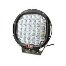 185W ARB Style Round LED Work Light Bar, Led Work Light for Truck, Jeep