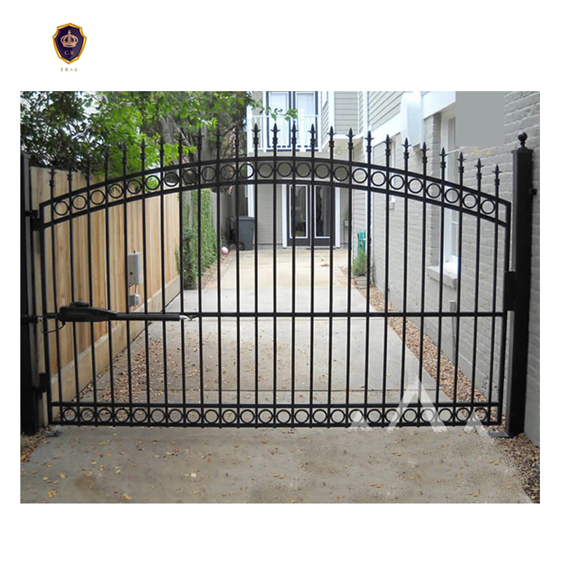 Simple Wrought Iron Sliding Gate Designs For Home Igl 08 Buy