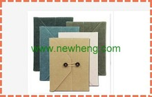 New design protective envelope leather case for ipad 2/3/4