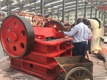 the newest high efficiency jaw crusher/jaw crusher from huahong sale