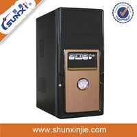 2014 New design gaming computer case with cooling fan server pc case tower
