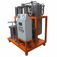 Promotion price for mini biodiesel pre-processing plant / Used cooking oil recycling machine