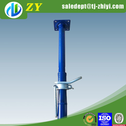 Adjustable Construction shoring jack prop jack / shoring