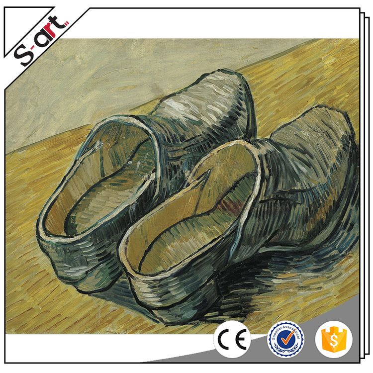 China manufacture latest country field pictures by van gogh