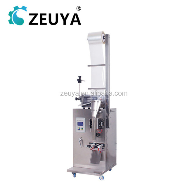 High Speed Semi-Automatic cosmetic lotion sachet packaging machine With CE N-306