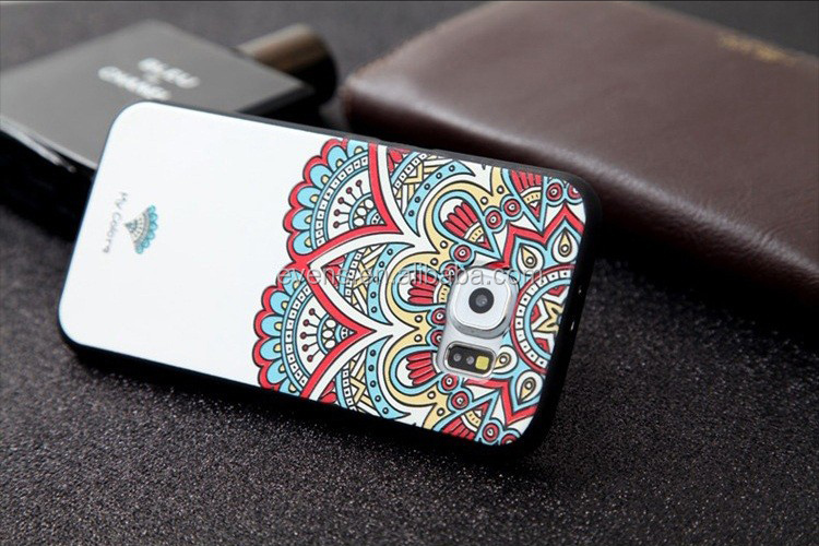 Lovely 3D Pattern Sculpture TPU Cases Luxury Silicone Phone Case For Samsung Galaxy S3 Painted Soft Back Cover Case