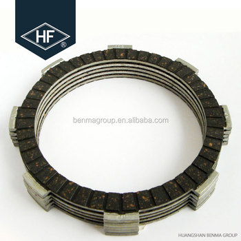 HF brand cg125 motorcycle clutch plate