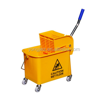 Factory Direct Sales Eco-Friendly Fashion wringer mop bucket