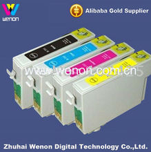 for Epson T1281-T1284 S22 SX125 SX130 SX235W Refillable ink cartridge