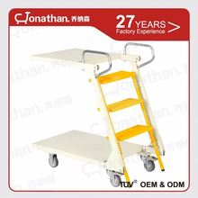 Warehouse transport high type folding ladder for sale