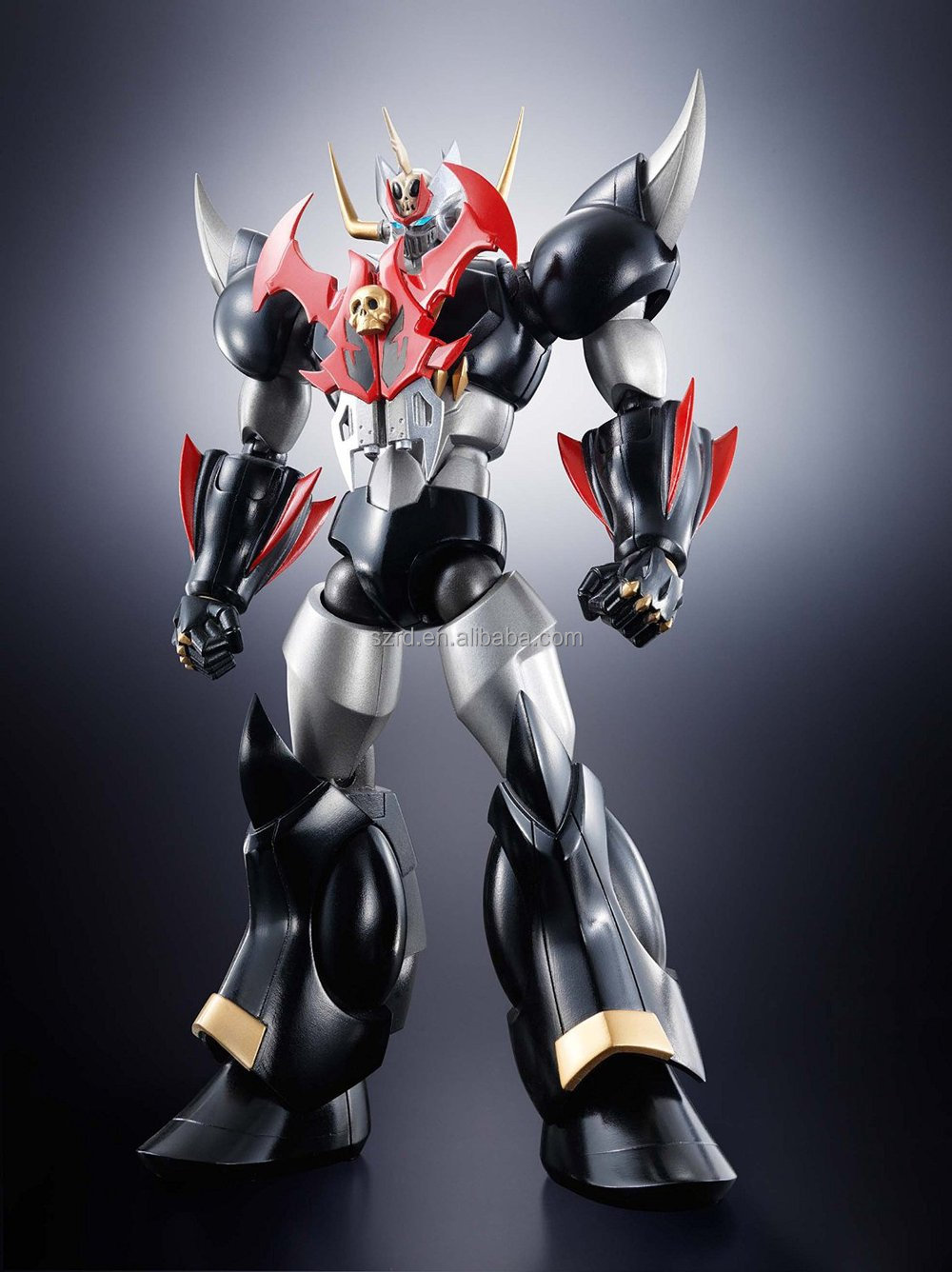 18 cm gundam action figure/bandai plastic 3d action figure/custom action figure