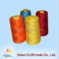 50s/2 100% SPUN POLYESTER yarn for high speed sewing thread