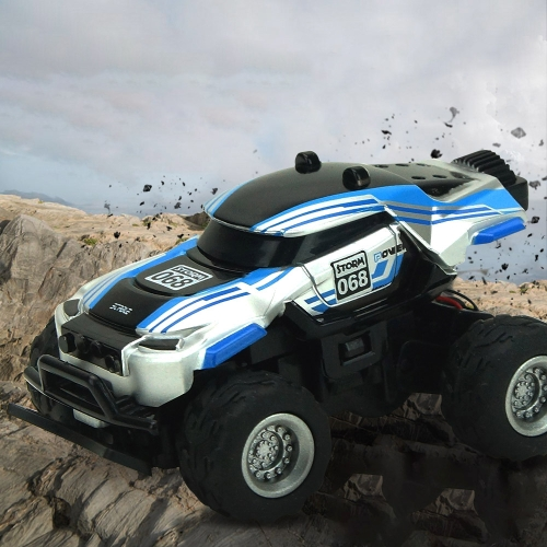 Wholesale Dropshipping Free Sample toy car 1:58 4CH Mini RC Off-road Car with Remote Control