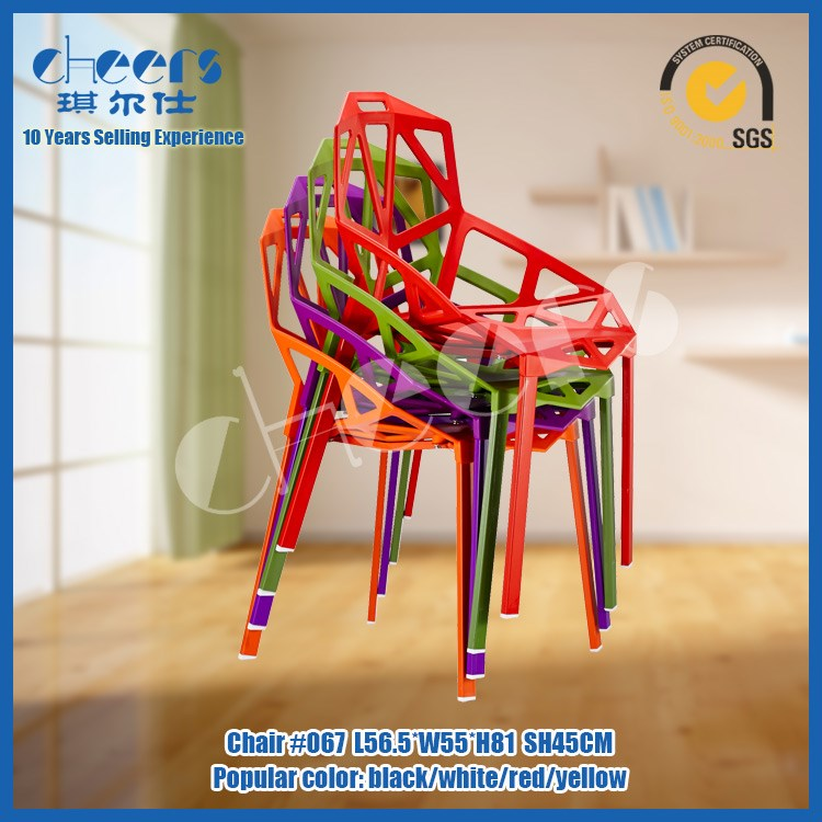 Stackable replica magis chair one
