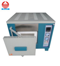 Industrial furnace & ovens Laboratory heating equipments 1700 degrees celsius box laboratory sintering furnace