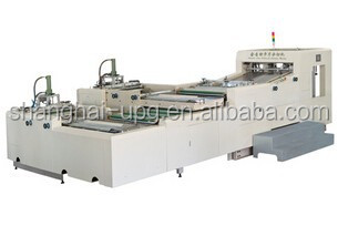 FQ1020 Automatic Card Slitting & Collating Machine