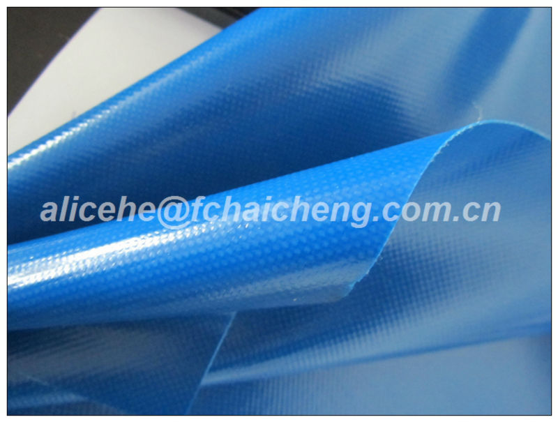 Top quality vinyl/pvc coated sheet 0.6mm thick