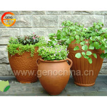 different type balcony flower pots for sale