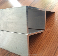 Factory price 6061 triangle aluminum extrusion profile