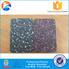 Wholesale High Quality Custom Colored Dots Rubber Floor Mats For Gym