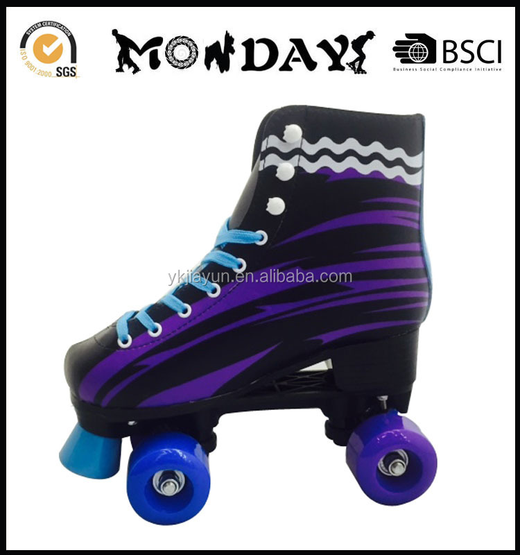 Professional old fashioned roller skates in Mondays