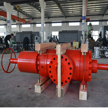 High Pressure API 6A (BSO)Ball Screw Operation Gate Valve