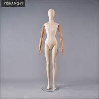 standing female tailors dummy