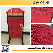 3D Impression Pinscreen Toys Creative Pin Art Pin Screen Toys for Children's Indoor Playgrounds